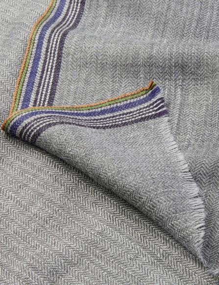 Echarpe en laine