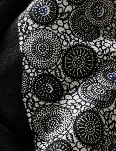 foulard japonais homme