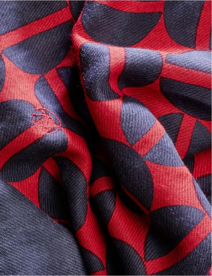 foulard de marque homme coton bio doux